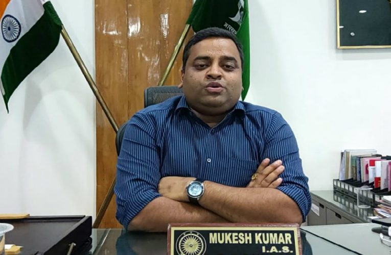 Mukesh Kumar New Municipal Commissioner Of Ranchi; Several IAS Officers Receive Posting.