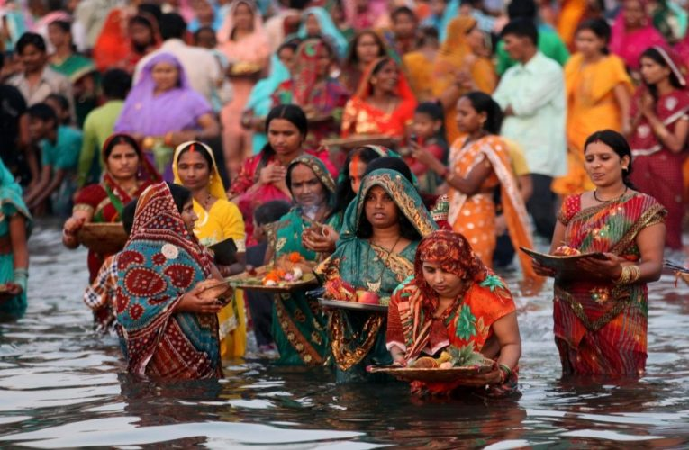 Politics on Chhath Puja Intensifies in Jharkhand