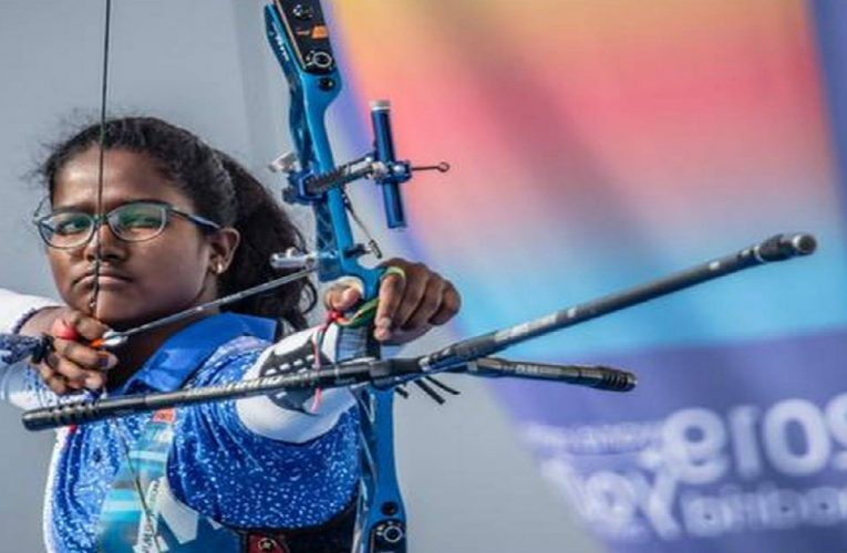 Archery Trials: Jharkhand's Komalika Bari Aims for a Spot in the Olympic Team