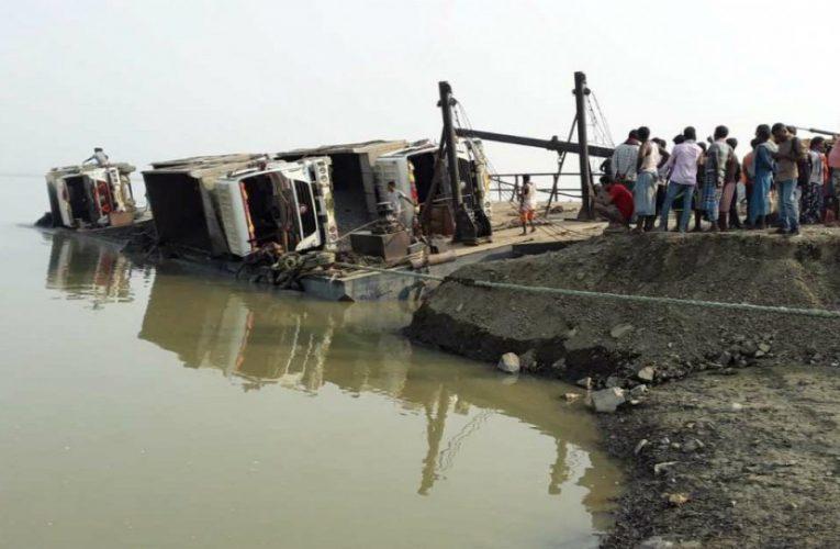UPDATE: तीन दिन बाद बंगाल में गंगा नदी से मिला एक व्यक्ति का शव