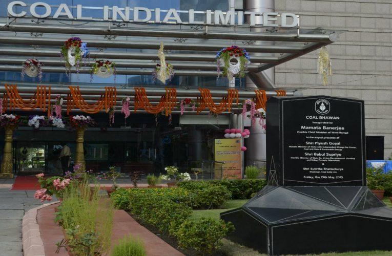 कोल इंडिया ने प्रमोशन के लिए होने वाली कंप्यूटर आधारित परीक्षा के लिए प्रवेश पत्र जारी किया..