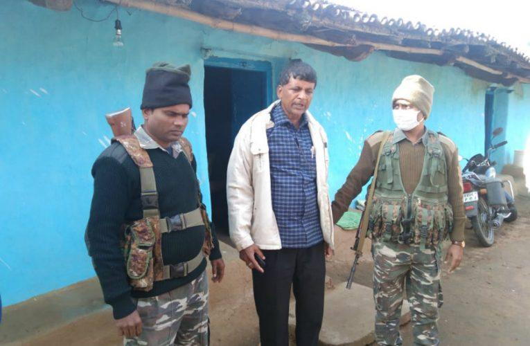 गढ़वा: एसीबी ने भंडरिया प्रखंड के पंचायत सेवक को रिश्वत लेते किया गिरफ्तार..