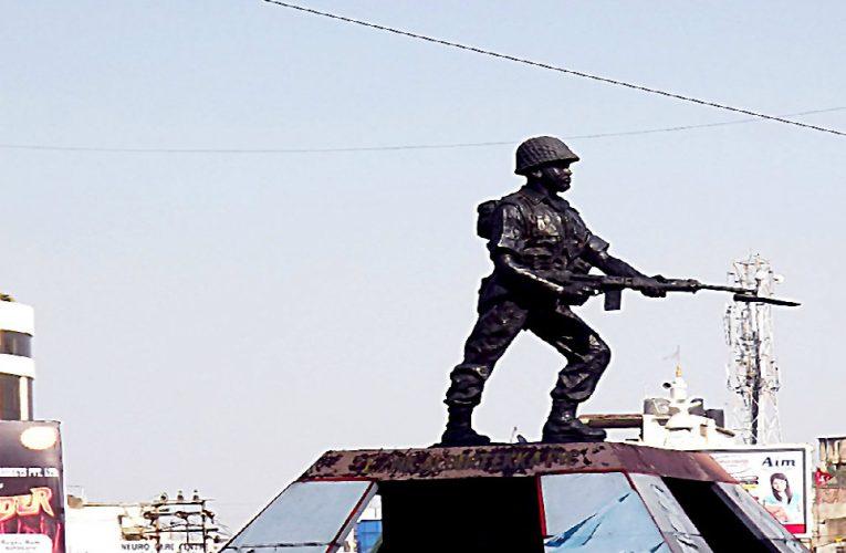 सीएम हेमंत सोरेन ने मनाई अल्बर्ट एक्का की शहादत दिवस..