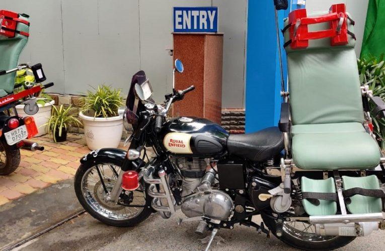 नक्सलियों से मुकाबले में जवानों के लिए मददगार साबित होगी ये बाइक, ये हैं इसके खास फीचर्स..