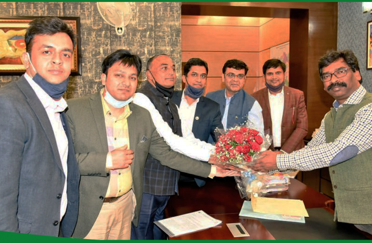 FJCCI Meets CM, Advocates for Land Bank in all Districts..