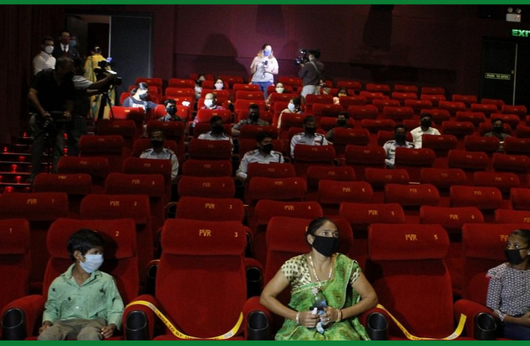 राज्य में सिनेमा हॉल खोलने पर सरकार कर रही है विचार, जल्द लेगी निर्णय..