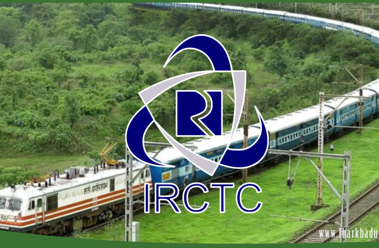 IRCTC to run special pilgrimage train for the people of Jharkhand..