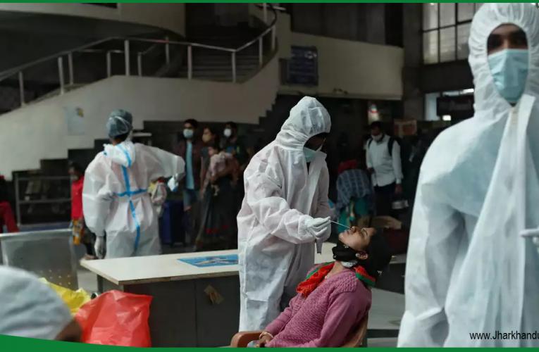 होली से ठीक पहले डराने लगी कोरोना संक्रमण की रफ़्तार, राज्य में मिले 340 नए पॉजिटिव, 4 मौतें..