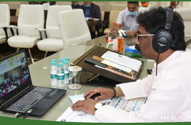 The aim is to provide employment by developing industries in Jharkhand: CM