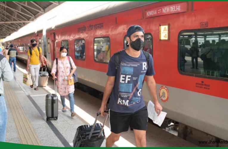 धनबाद: आज से शुरू हो रही है होली स्पेशल ट्रेन, कई ट्रेनों में अभी से बुकिंग फुल..