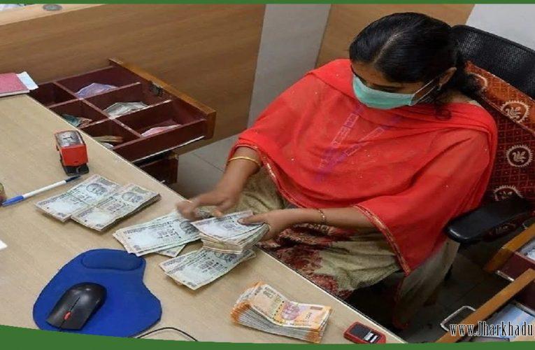 कोरोना की चपेट में झारखंड के बैंक, 600 बैंक कर्मी कोरोना पॉजिटिव..