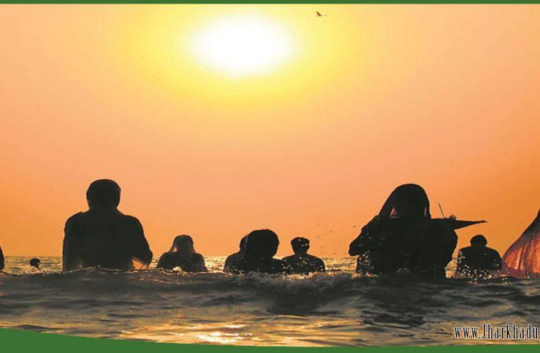 चैती छठ 2021 : डूबते सूर्य को आज अर्घ्य देंगी व्रती..