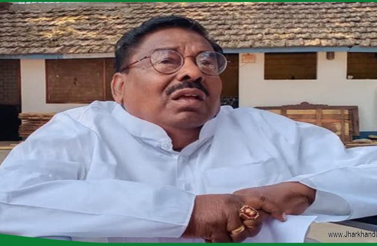 झामुमो के कद्दावर नेता साइमन मरांडी का निधन, मुख्यमंत्री ने जताया शोक..