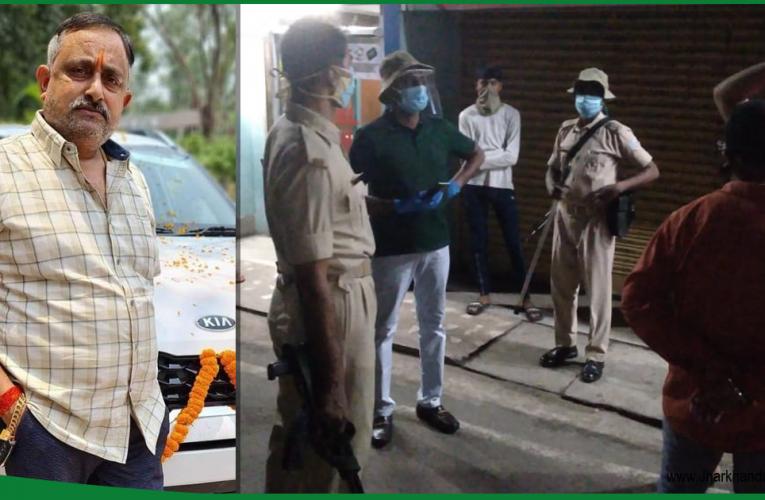 जमशेदपुर में भाजपा नेता की गोली मार कर हत्या, आरोपी फरार..