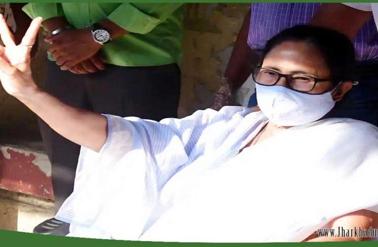 बंगाल फतह पर ममता को सीएम हेमंत सोरेन ने दी बधाई..
