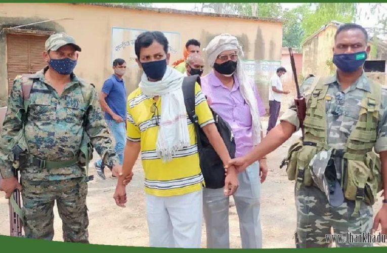 पलामू में घूस लेते रोजगार सेवक गिरफ्तार, भ्रष्टाचार के खिलाफ ACB ने की कार्रवाई..