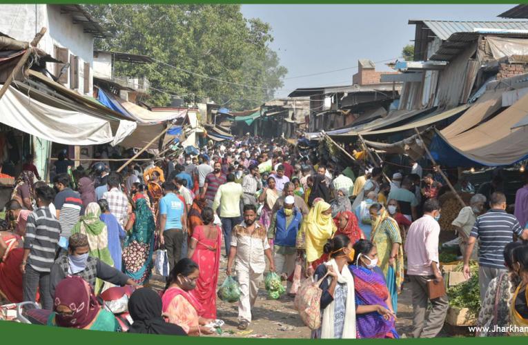 झारखंड सरकार एक बार फिर से बाजार शुल्क वसूलने की तैयारी में..