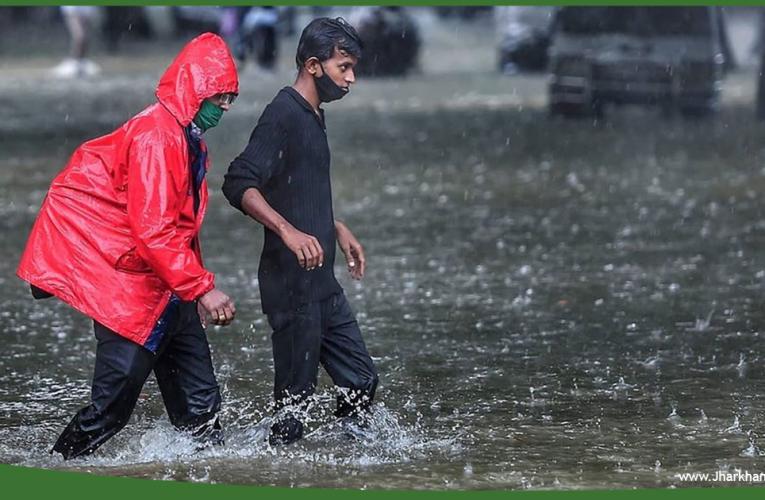 लगातार बारिश से तर बतर हुई रांची, 25 सितंबर तक नहीं मिलेगी राहत..