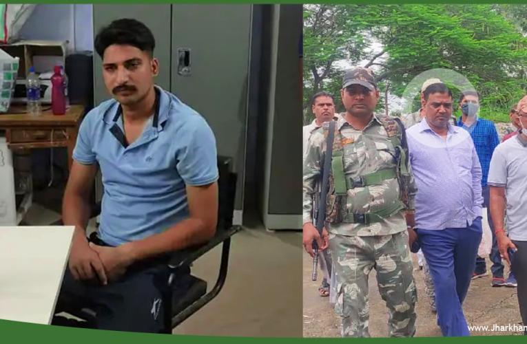 जमशेदपुर में SI और रामगढ़ में BDO रिश्वत लेते गिरफ्तार, एसीबी ने रंगे हाथ पकड़ा..