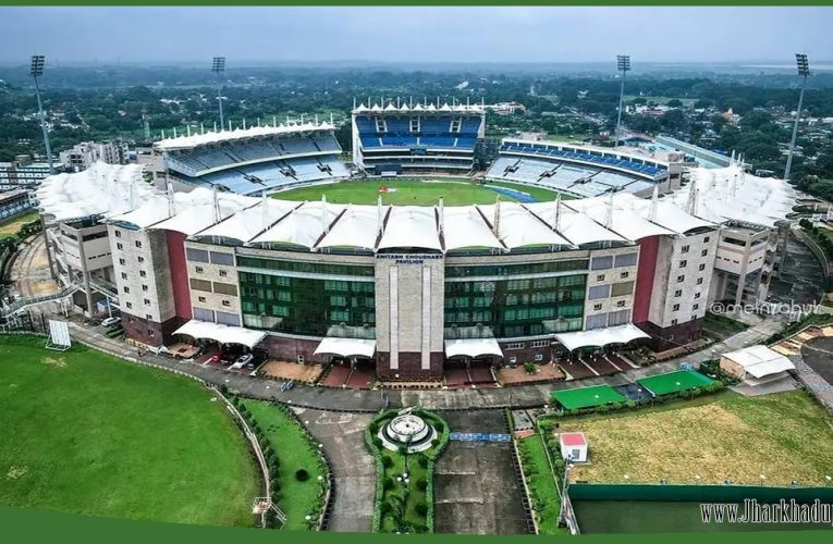 रांची में 19 नवंबर को होगा भारत-न्यूजीलैंड टी-20 मैच..