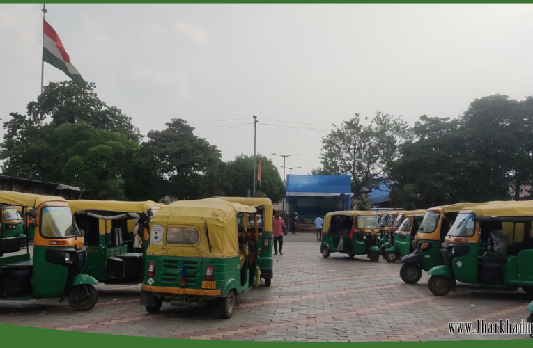 रांची रेलवे स्टेशन से शुरू होगी प्रीपेड ऑटो सेवा..