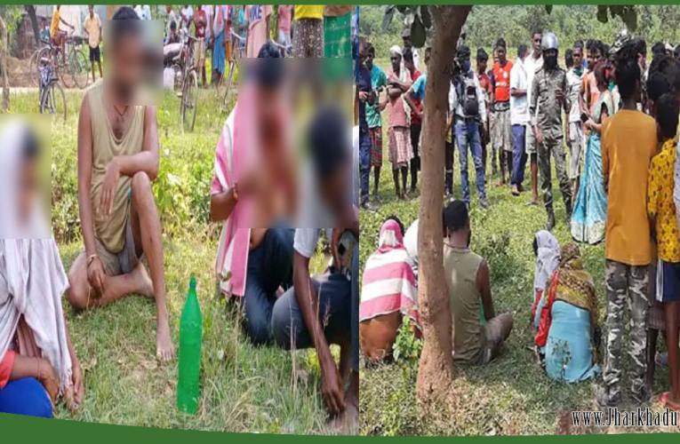 ग्रामीणों ने दो युवती समेत पांच को बंधक बनाया, सेक्स रैकेट का मामला..